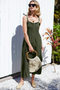 Santiago Sundress, Moss