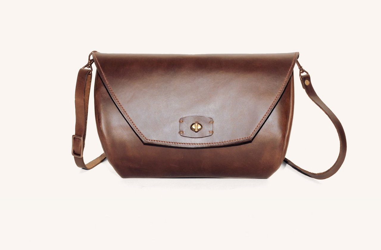 Hazel Crescent Cross Body
