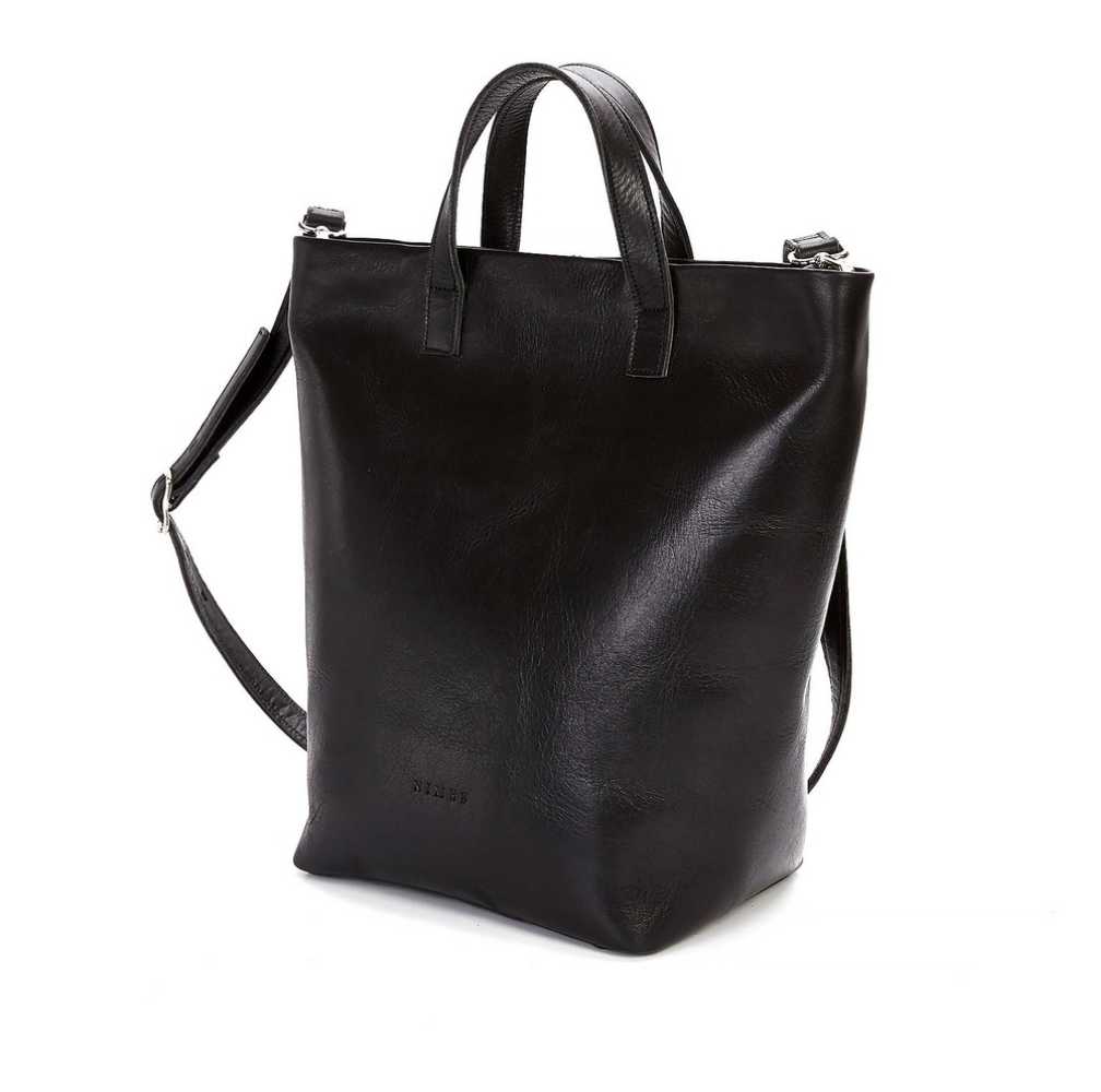 Barracas Handbag, Black