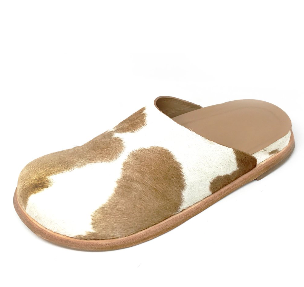 Ogden Slide, Natural Calf Hair