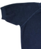 Short Sleeve Raglan Sherpa Fleece Sweatshirt, Navy