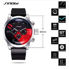 SINOBI Limited Edition Handmade Automatic watch