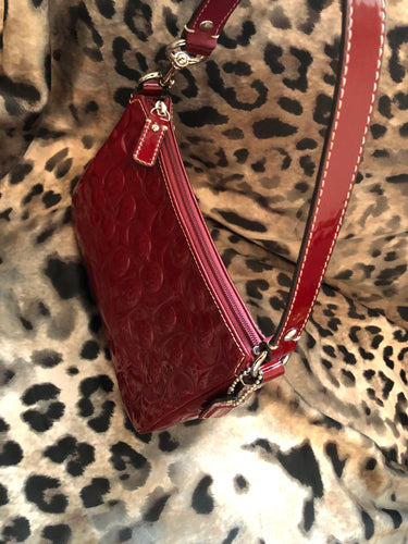 consignment bag - Coach, red