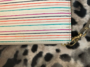 consignment bag - Fossil wristlet