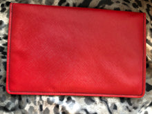 Load image into Gallery viewer, consignment bag - Michael Kors red clutch, or iPad case