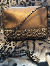 Load image into Gallery viewer, consignment bag - CEM woven leather