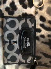 Load image into Gallery viewer, consignment bag  - Coach key chain holder