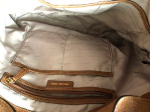 consignment bag - Michael Kors, large brown tote