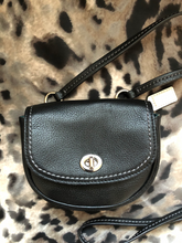 Load image into Gallery viewer, consignment bag - Coach black cross body
