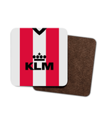 Brentford 85-86 Home Shirt Coaster