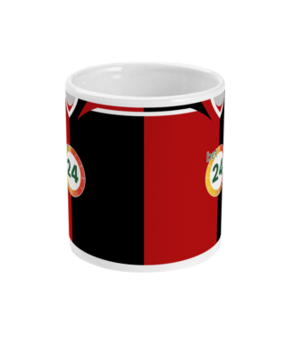 retro football mugs