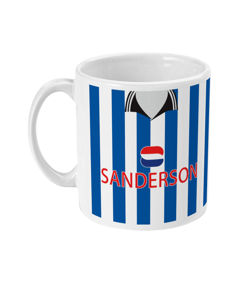 Sheffield Wednesday 1997/99 Home Mug