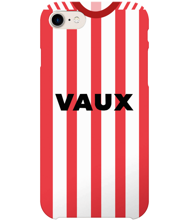 Sunderland 1988-91 Home Shirt Phone Case
