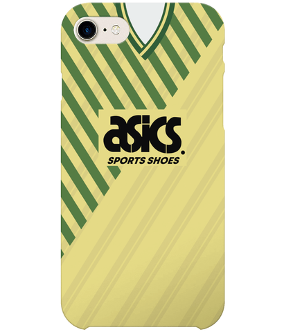 Norwich City 1989/92 Home iPhone Case