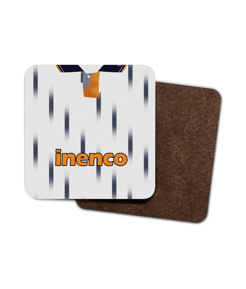 Blackpool 1991-93 Away Shirt Coaster