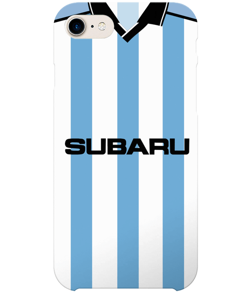 Coventry City 2000/01 Home iPhone Case