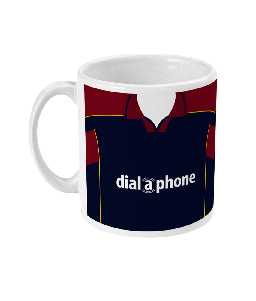 Middlesbrough 2003/04 Away Shirt Mug