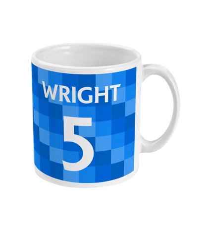 Derby County 1988/89 Wright Mug