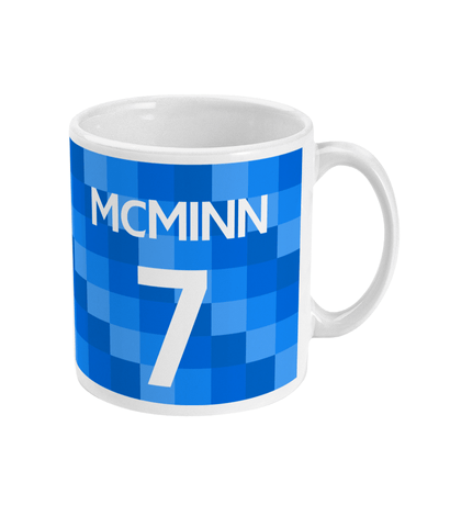 Derby County 1988/89 McMinn Mug