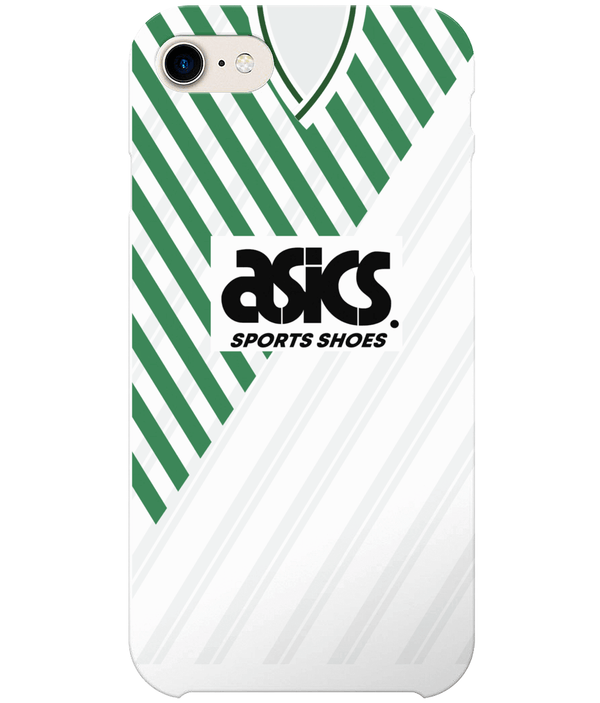 Norwich City 1989/92 Away Shirt iPhone Case