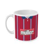 1993-95 Home Shirt Retro Football Mug
