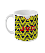 Arsenal 1991-93 Away Shirt Retro Football Mug