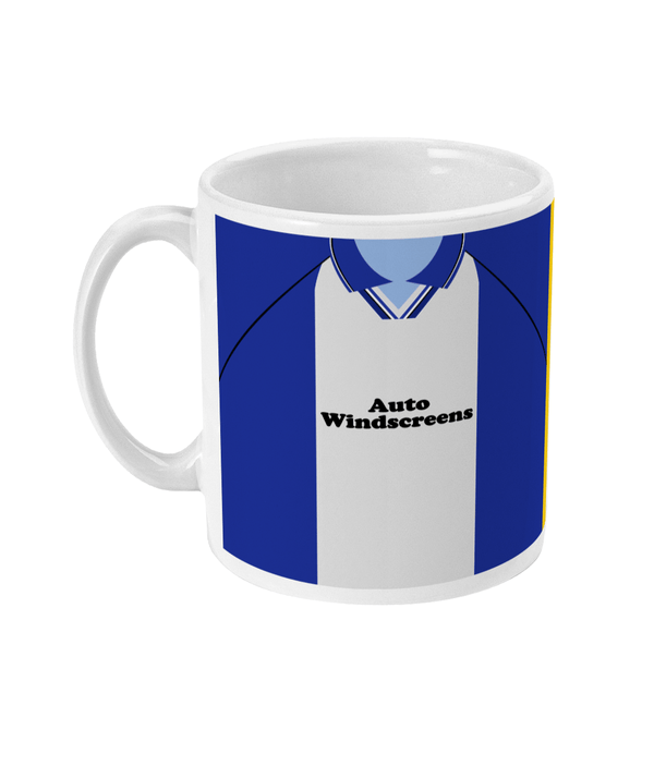 retro Birmingham City football Shirt