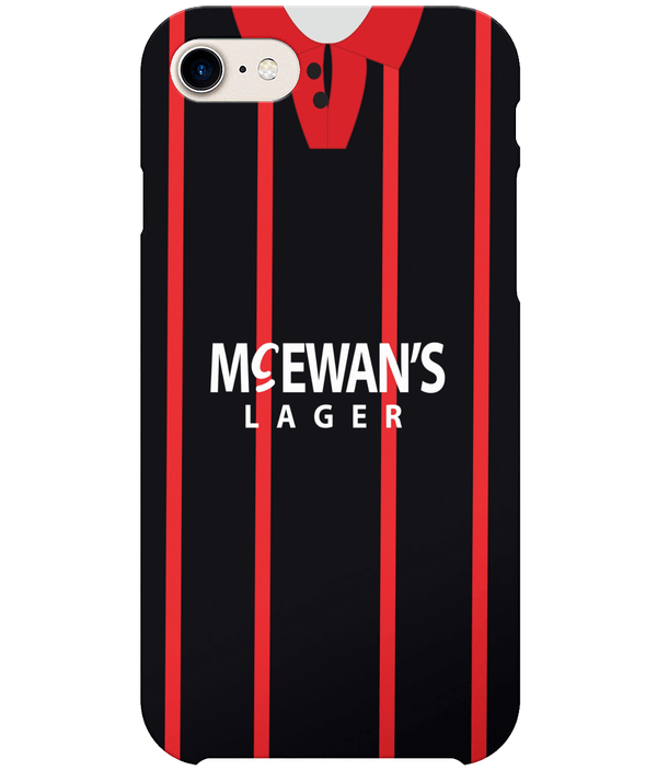 Blackburn Rovers 1994/95 Away iPhone Case