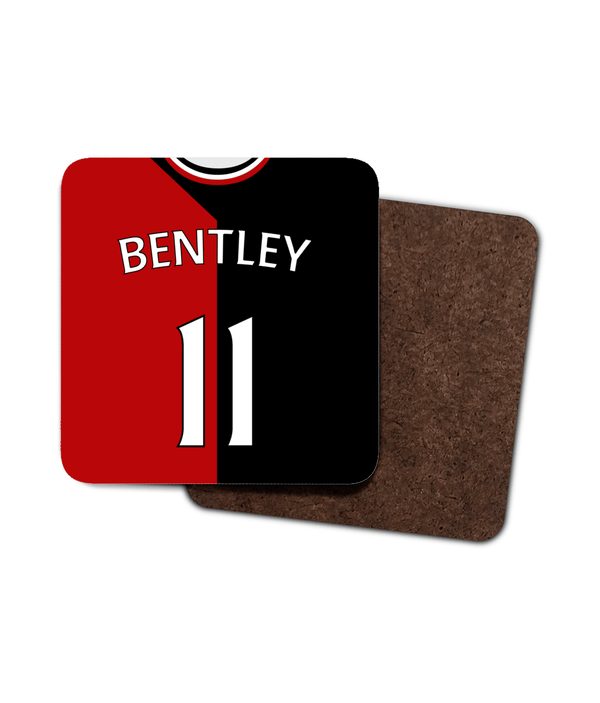Blackburn Rovers Bentley Coaster
