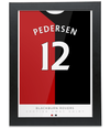 Blackburn Rovers Pedersen print