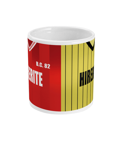 Bristol City 83-86 Home and Away Mug