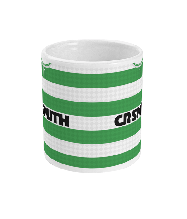 Celtic 1987-89 Home Shirt Mug