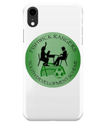 Fishwick Rangers Youth & Community Development Scheme Badge Football Phone Case