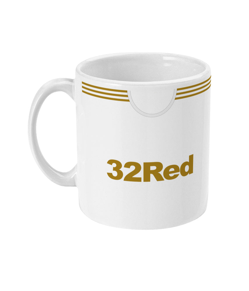 Swansea City 2012/13 Home Shirt Mug