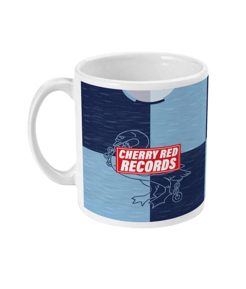 Wycombe Wanderers 2019/20 Home Shirt Retro Football Mug