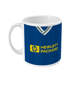 Tottenham 1997-98 Away Shirt Retro Football Mug