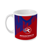 Blackburn Rovers 2020/21 Away Shirt Football Mug