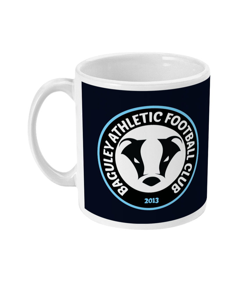 Baguley Athletic FC Badge Football Mug