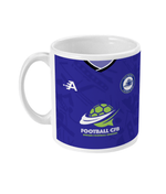 Lea United 2020/21 Home Shirt Mug