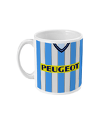 Coventry City 1989/91 Home Shirt Retro Football Mug