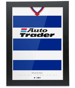 Reading 94-96 Home Shirt Poster