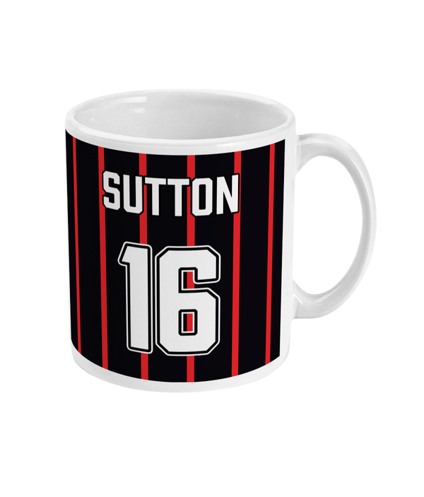 Blackburn Rovers Sutton