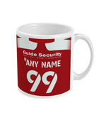 Accrington Stanley 2020/21 Personalised Home Shirt Football Mug