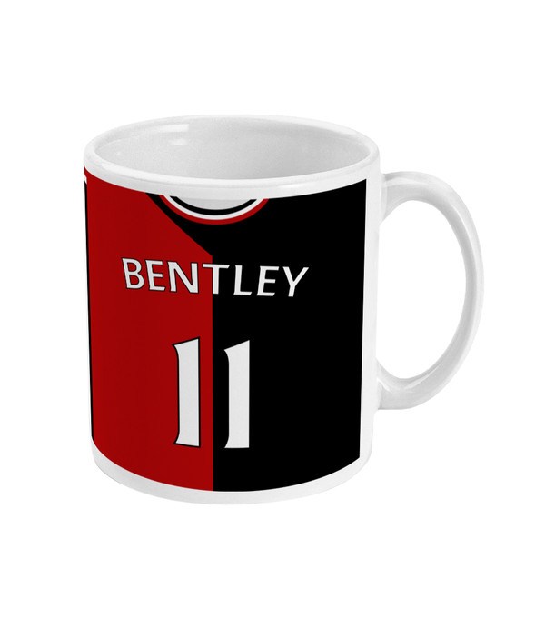 Blackburn Rovers Bentley