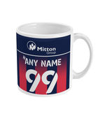 Bradford 2020/21 Away Shirt Personalised Football Mug