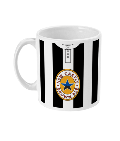 Newcastle United 1995-97 Mug