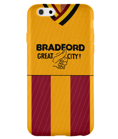 Bradford City 1987/88 iPhone Case