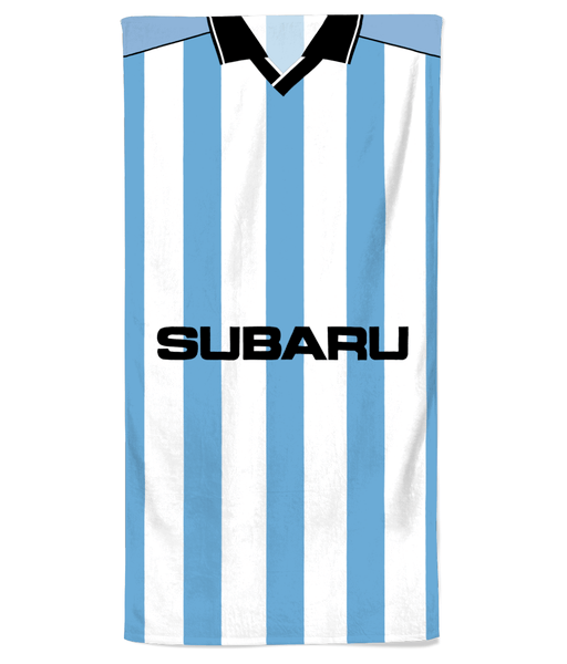 Coventry City 2000/01 Home Towel