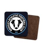 Baguley Athletic FC Badge Football Coaster