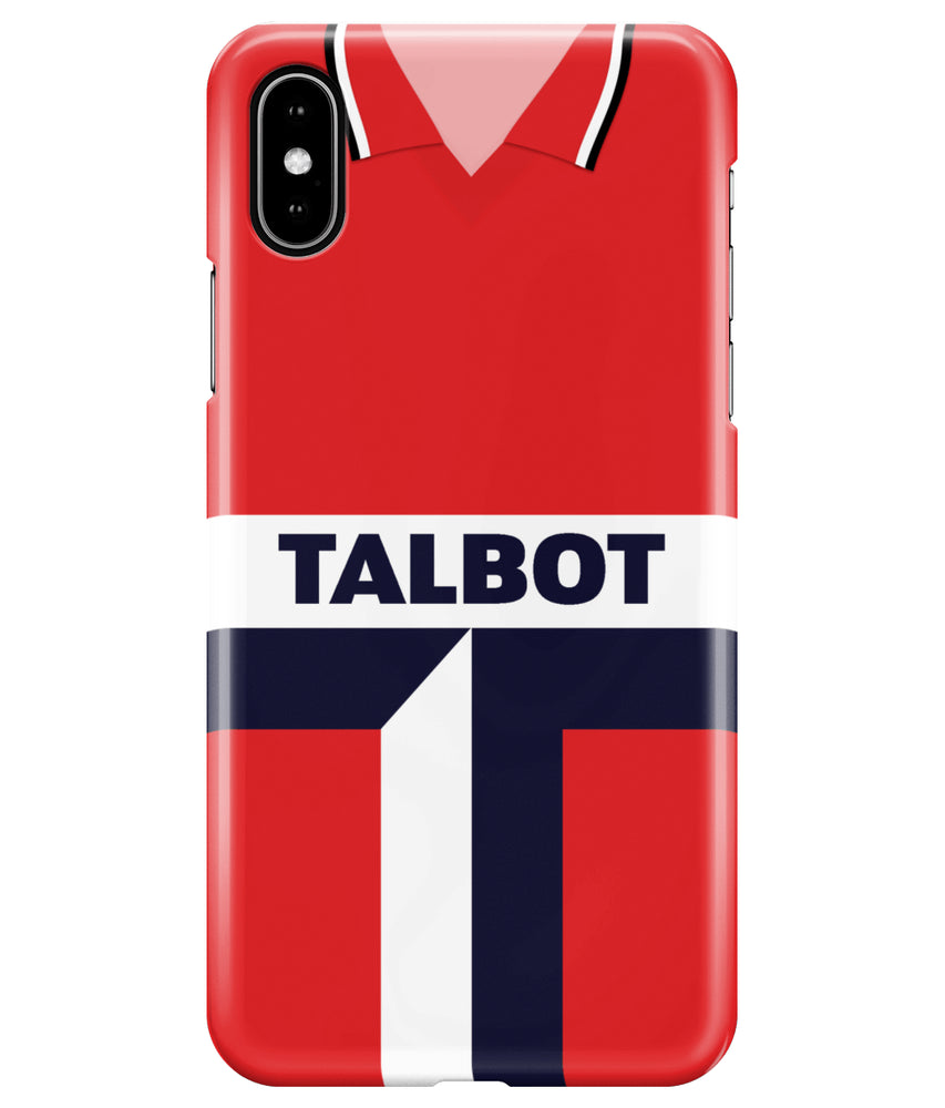 Coventry City 1981/83 Away Shirt Retro Football Phone Case